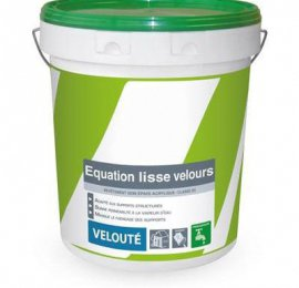 Revêtement Equation Lisse Velours
