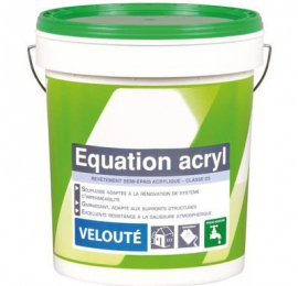 Revêtement Equation Acryl